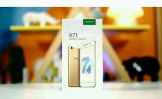 Promo Credit Oppo A71