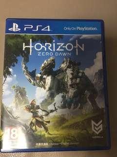 PS4 Horizon