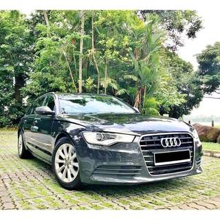 Audi A6 Avant 2.0 Auto ( Long Term / Corporate Rental )