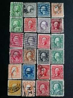 US.vintage stamps#10