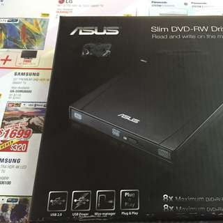 Asus DVD player 2.0 usb