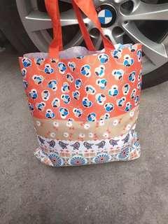 日本 paul & joe 購物袋手挽袋