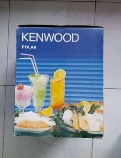 Kenwood 沙冰機