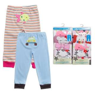 Carter Baby Girl Long Pants (5 Pcs)