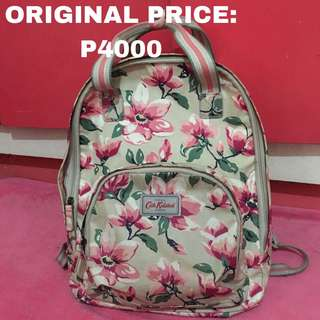SALE!! AUTHENTIC Cath Kidston Floral Backpack