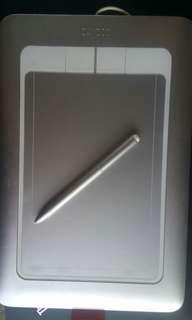 Bamboo sketch pad
