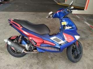 Gilera St200