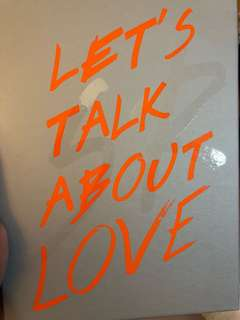 bigbang勝利 專輯 let's talk about love
