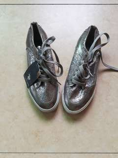 US PoLo Assn glittered shoes