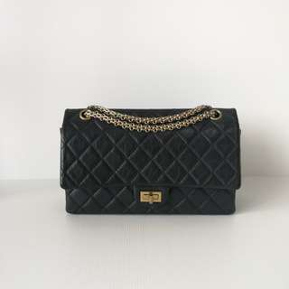 Authentic Chanel Reissue 226 Flap Bag