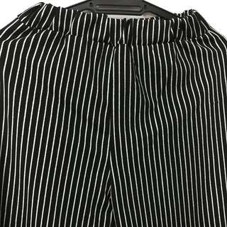 Stripes Long Culottes