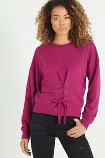 Cotton on cora corset sweater