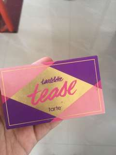 Preloved tarte tease