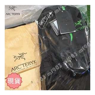 最平 Arcteryx Arro 22 Black/Khasi 綠魔別注 不死鳥 戶外行山背囊 經典書包 背包 旅行袋 Madness Mystery Ranch Arro22
