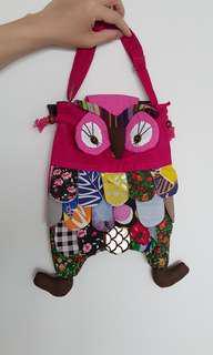 Owl bag for kids