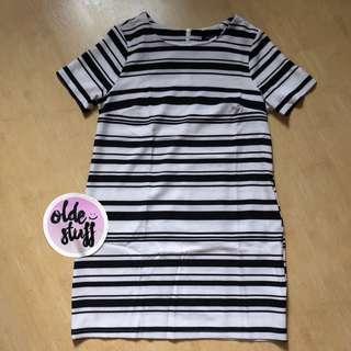 New Look stripes dress