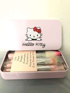 Hello kitty eye  accessories set