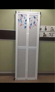 Wash room door