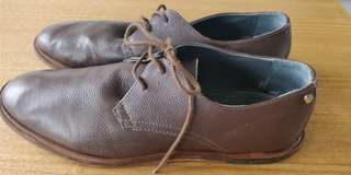 Frank wright shoes - leather (43)