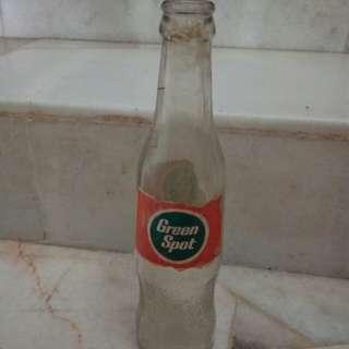 Botol Kaca Green Spot