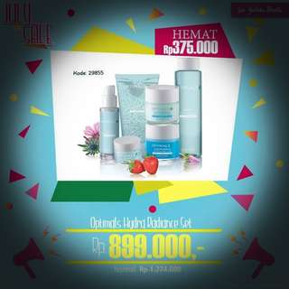 Lagi promo beli 1 set optimals free 1 tender care