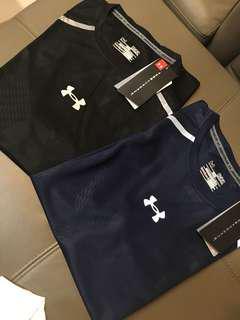 全新正版 UA訓練衣 排汗衣 運動上衣