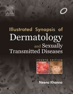 Illustrated Synopsis of Dermatology and Sexually Transmitted Diseases PDF Copy