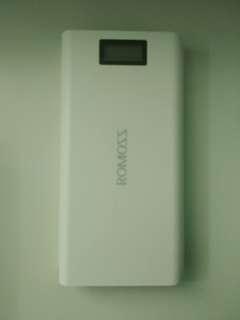 romoss 20000mAh powerbank