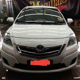 Toyota Vios G Limited (Auto)