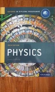 🚚 IB Physics HL (Oxford) textbook