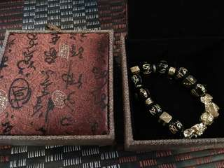 pi xiu bracalet with box