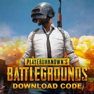 (Download Code) XBox One Player Unknown's Battlegrounds
