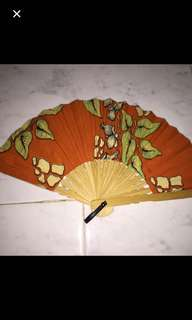Pretty Japanese fan