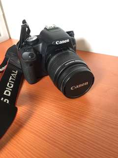 Canon DSLR EOS 500D (Kiss X3 / Rebel T1i)