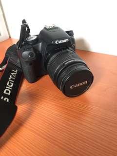 Canon DSLR EOS 500D (Kiss X3 / Rebel T1i)