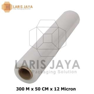 Plastik Wrapping / Stretch Film Ultimate 300 m x 50 cm