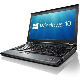 Lenovo ThinkPad X230 Intel i5-3320M(2.6GHz) 4GRAM 120G SSD