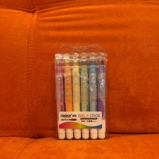 Chosch gel highlighters