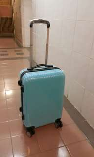 100%new Baggage 20吋 萬向輪 密碼鎖 行李篋 旅行箱 手拉喼 手推喼 Trunk