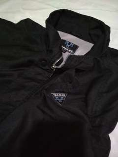 Varsity jacket teagles