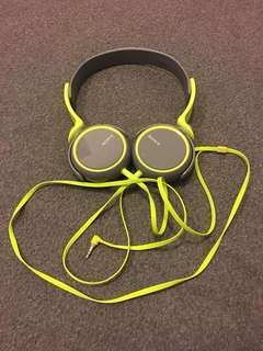 🚚 SONY 耳罩式耳機