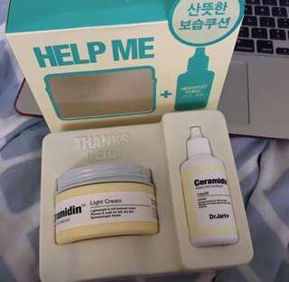 Dr. Jart+ light ceramidin cream limited edition