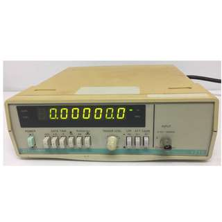 TOPWARD 1210 FREQUENCY COUNTER