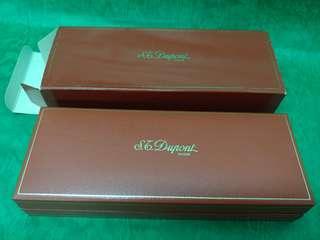 正品 S.T.Dupont 原子筆。