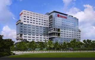 Genting work resort hotel at jurong east