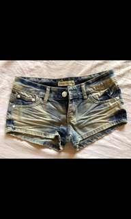 Preloved Cache Cache Denim Shorts