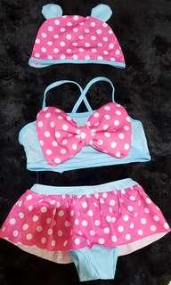 Swimsuit/ swimwear /baju renang anak