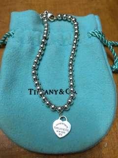Tiffany 波波手鏈