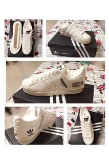 NEIGHBORHOOD x adidas Originals Superstar Incense Chamber 激罕特別版球鞋造型香爐 (非賣品)