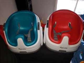 Ingenuity seats x 2 euc